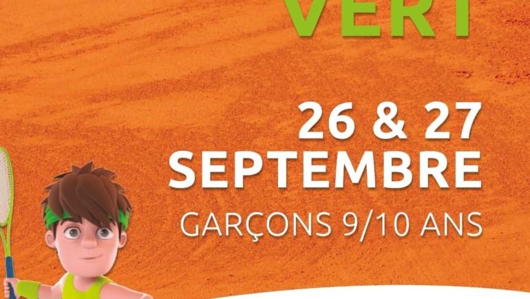 Tournoi Galaxie Vert – Garçons 9/10 ans