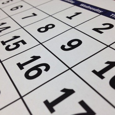 Quelques dates à retenir
